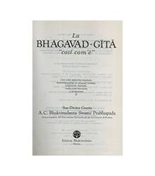 """La Bhagavad-Gītā """"Così Com'è"""""""
