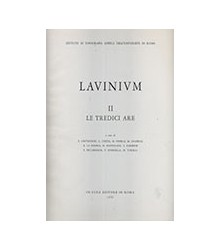 Lavinium II - Le Tredici Are