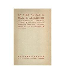 La Vita Nova di Dante...