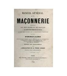 Manuel Général de la...