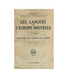 Les Langues dans l'Europe...