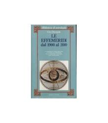 Le Effemeridi dal 1900 al 2010