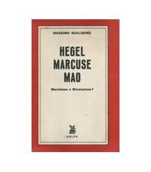 Hegel Marcuse Mao