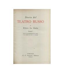Storia del Teatro Russo