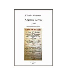 Ahiman Rezon (1756)