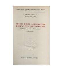 Storia delle Letterature...