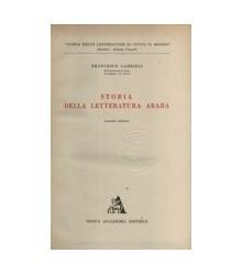 Storia della Letteratura Araba