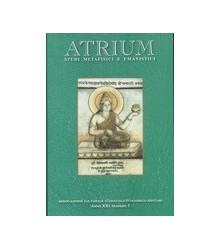 Atrium - Anno XXI Numero 1...
