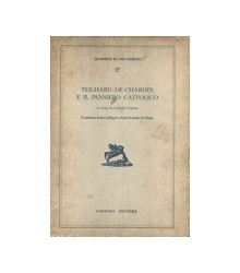 Teilhard De Chardin e il...