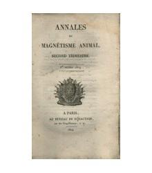 Annales du Magnétisme Animal