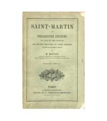 Saint-Martin le Philosophe...