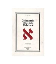 Ghimatria Chiave della...