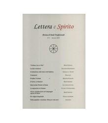 Lettera e Spirito N. 5 -...