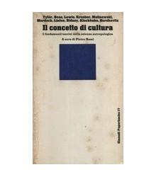 Il Concetto di Cultura