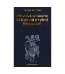 Piccolo Dizionario di...