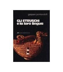 Gli Etruschi e la Loro Lingua