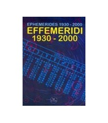 Effemeridi 1930 - 2000 /...
