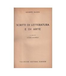 Scritti di Letteratura e di...
