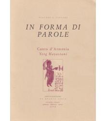 In Forma di Parole - Canto...