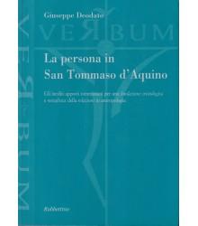 La Persona in San Tommaso...