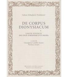 De Corpus Dionysiacum