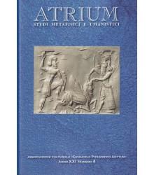 Atrium - Anno XXI Numero...