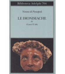 Le Dionisiache IV