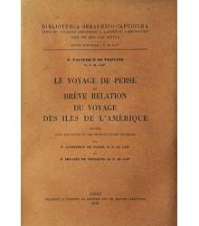 Le Voyage de Perse et Brève...
