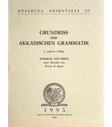 Grundriss der Akkadischen Grammatik