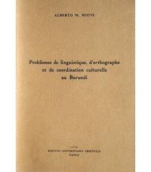 Problèmes des Linguistique,...