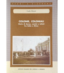 Colonie, Coloniali