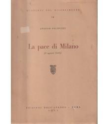 La Pace di Milano