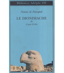 Le Dionisiache III