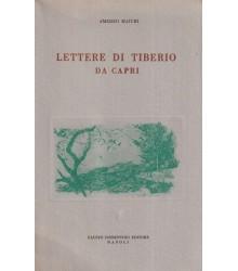 Lettere di Tiberio da Capri