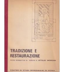 Tradizione e Restaurazione