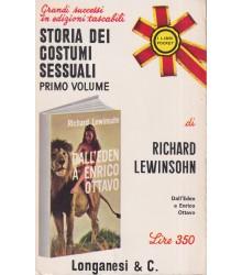Storia dei Costumi Sessuali