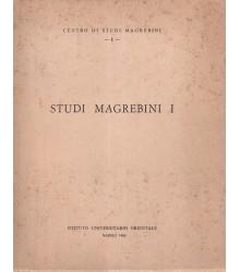 Studi Magrebini I