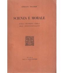 Scienza e Morale