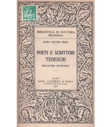 Poeti e Scrittori Tedeschi