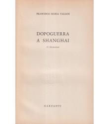 Dopoguerra a Shanghai