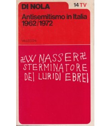 Antisemitismo in Italia 1962/1972