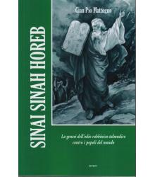 Sinai Sinah Horeb