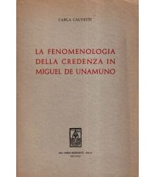 La fenomenologia della...