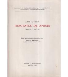 Tractatus De Anima