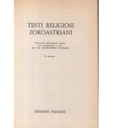 Testi religiosi zoroastriani