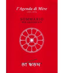 L'agenda di Mère...