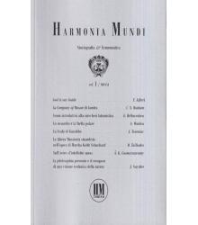 Harmonia Mundi. Vol. 1/MMXXI