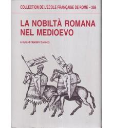 La nobiltà romana nel medioevo