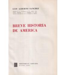 Breve historia de America