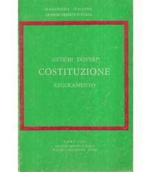 Antichi doveri Costituzione...